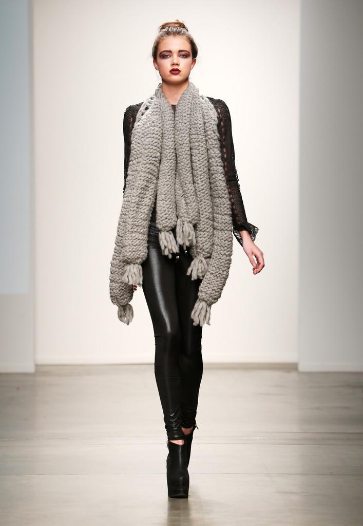 Christina Yi 2014 Fall/Winter - Nolcha Fashion Week