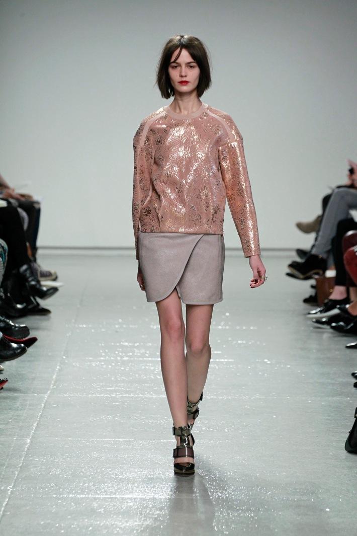 Rebecca Taylor 2014 Fall/Winter - Mercedes-Benz Fashion Week