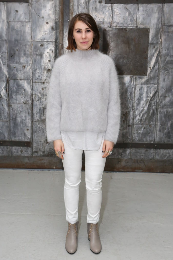 Rebecca Taylor 2014 Fall/Winter collection as part of Mercedes-Benz Fashion Week