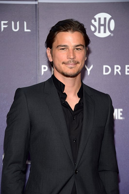 Josh Hartnett attends the premiere screening of the Showtime original series PENNY DREADFUL at the High Line Hotel in New York City (Photo by MichaelLoccisano)