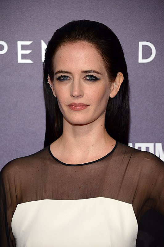 Eva Green attends the premiere screening of the Showtime original series PENNY DREADFUL at the High Line Hotel in New York City (Photo by MichaelLoccisano)