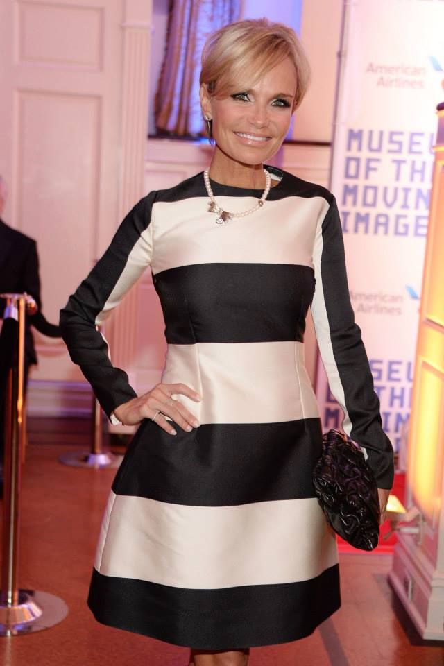 Kristin Chenoweth   attends  at Museum of the Moving Image 28th Annual Salute Honoring Kevin Spacey
