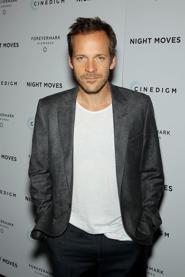 """Peter Sarsgaard at Forevermark Presents a Special New York Screening of Cinedigm's """"Night Moves"""""""
