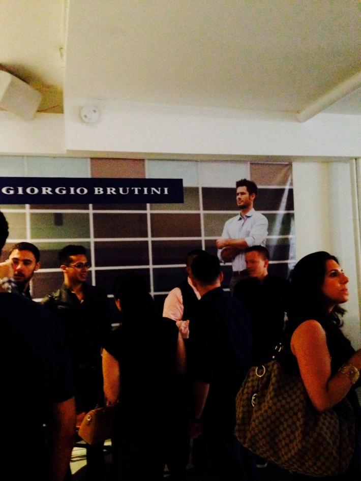 Giorgio Brutini's Cocktails & Shoes