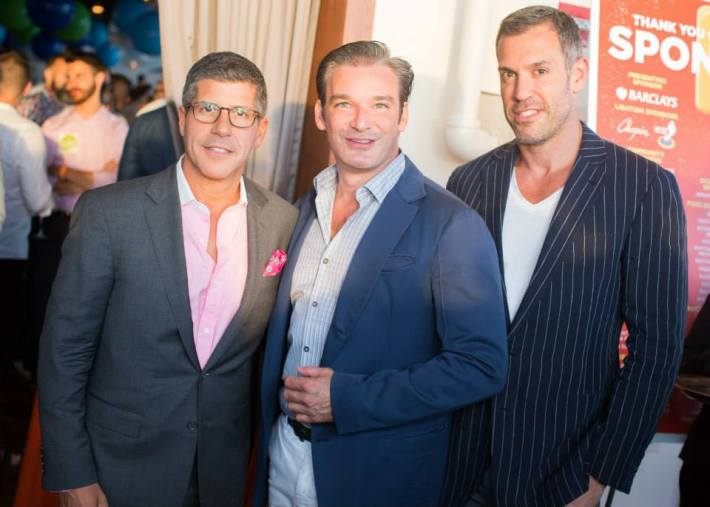 Ali Forney Center's 5th Annual OASIS Summer Benefit  (Photo by BenjaminLozovsky)