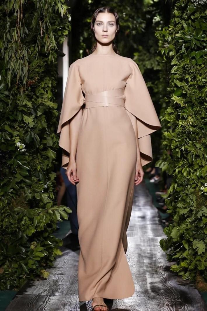 Valentino Haute Couture Fall/Winter 2014-2015 Runway