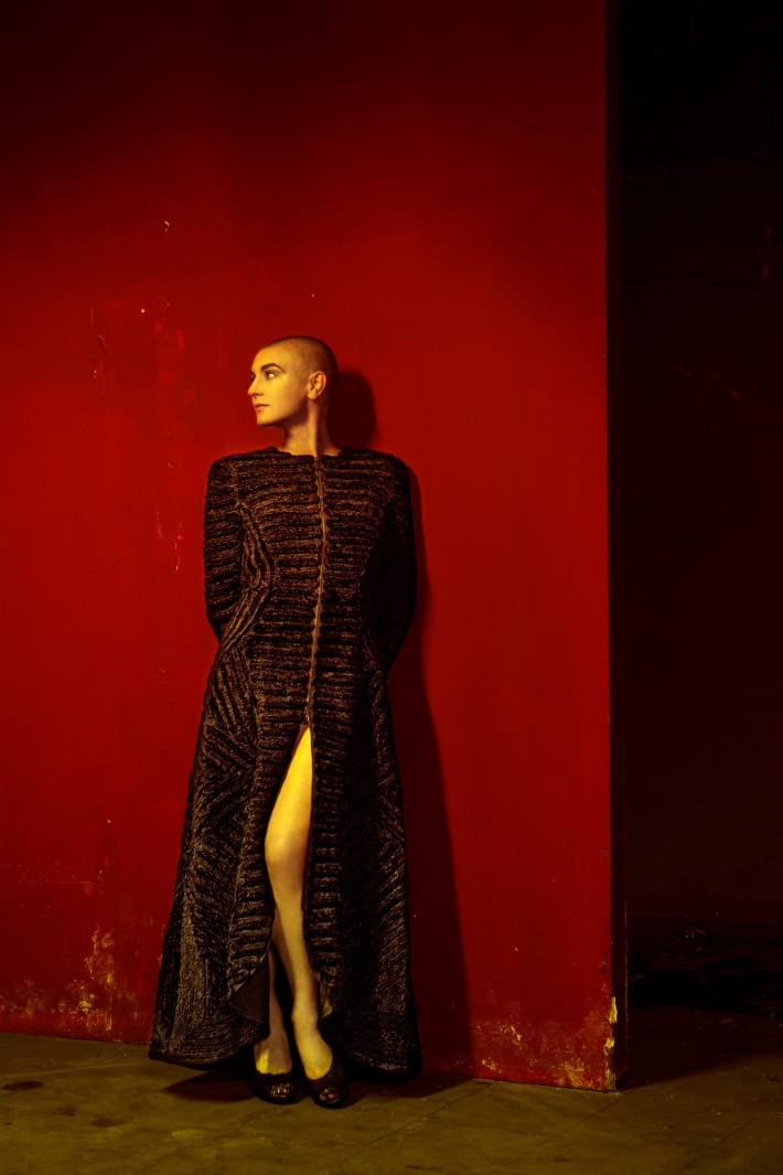"""Sinead O'Connor's New Album """"I'm Not Bossy, I'm The Boss"""" on Nettwerk Records on August 12th, 2014 (Photo by Donal Moloney)"""
