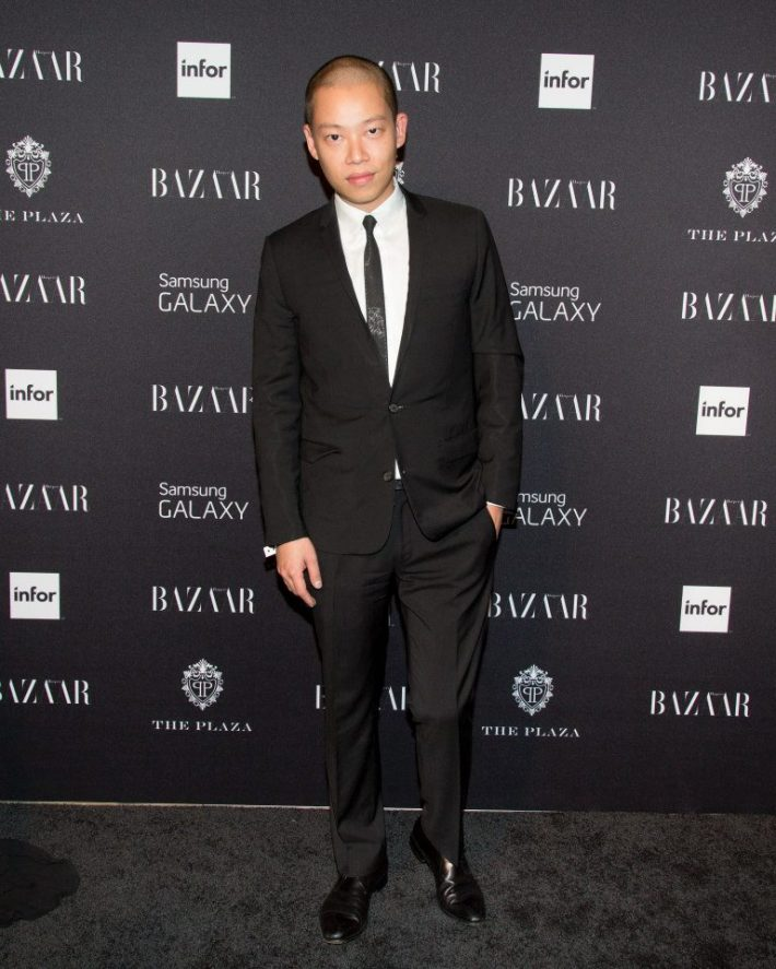 Jason Wu attends Harper's BAZAAR celebrates Icons by Carine Roitfeld at The Plaza Hotel