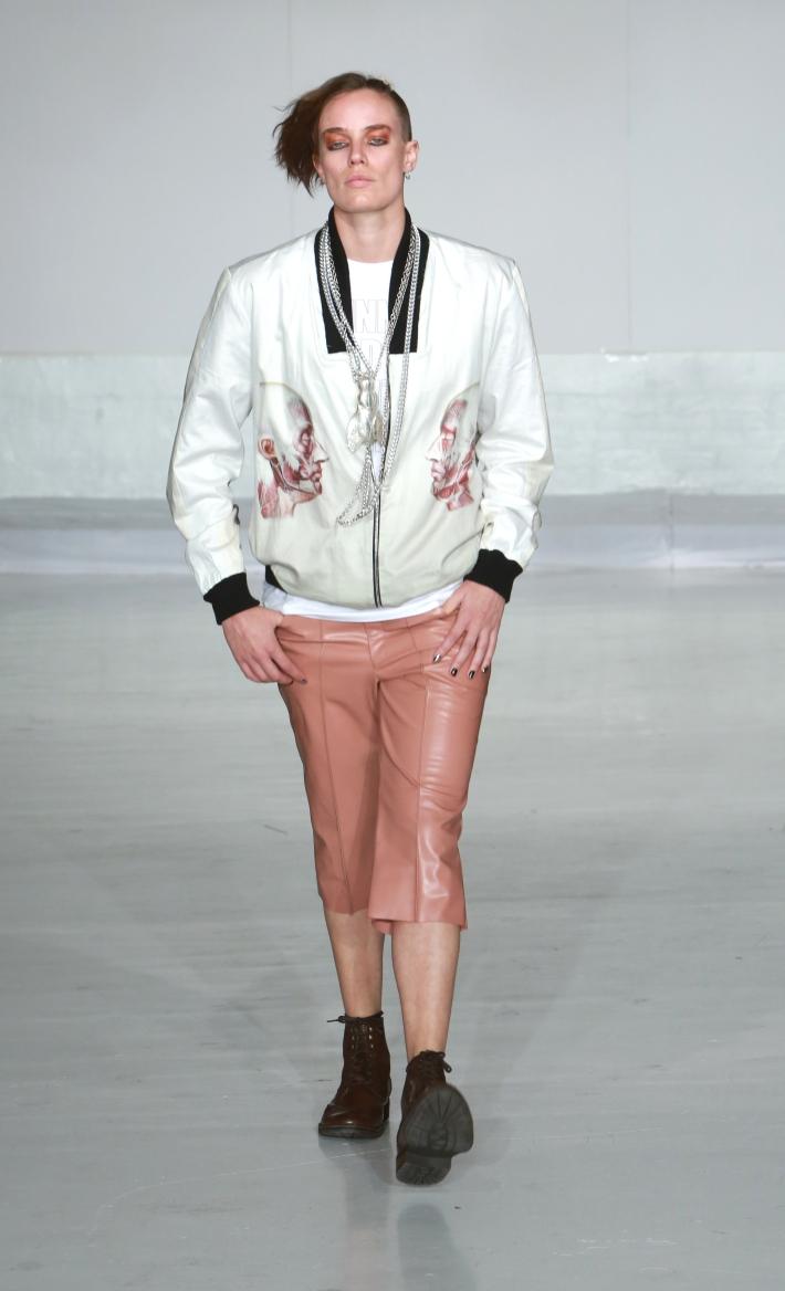 Nina Athanasiou Spring/Summer 2015 – New York Fashion Week at The Designer's Loft