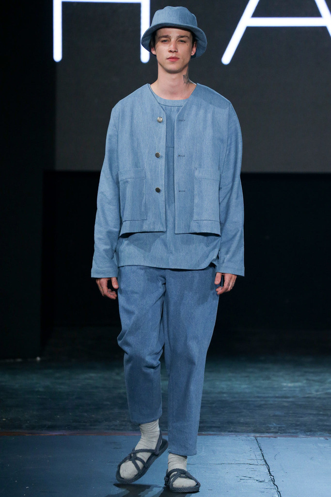 VFiles Spring/Summer 2015 Ready To Wear - New York Fashion Week (Photo by GianniPucci)