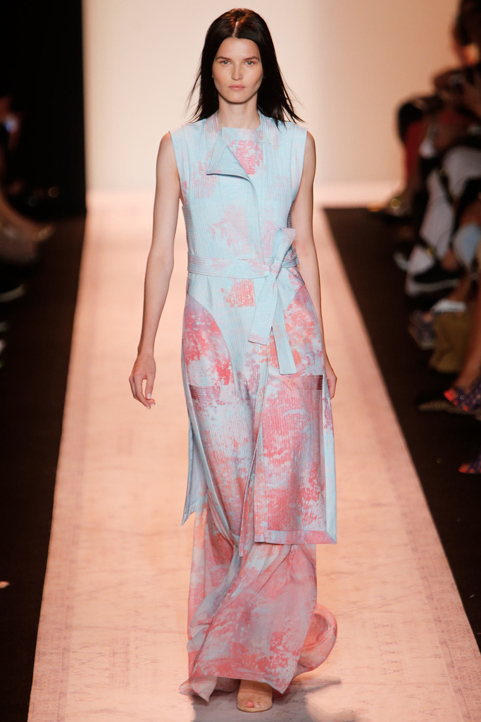 BCBG Max Azria Spring/Summer 2015 Ready To Wear - New York Fashion Week (Photo: AlessandroGarofalo)
