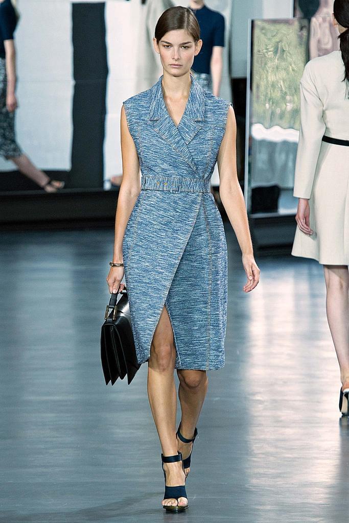 Jason Wu Spring/Summer 2015 - Mercedes-Benz Fashion Week (Photo: FabioIonÿ)