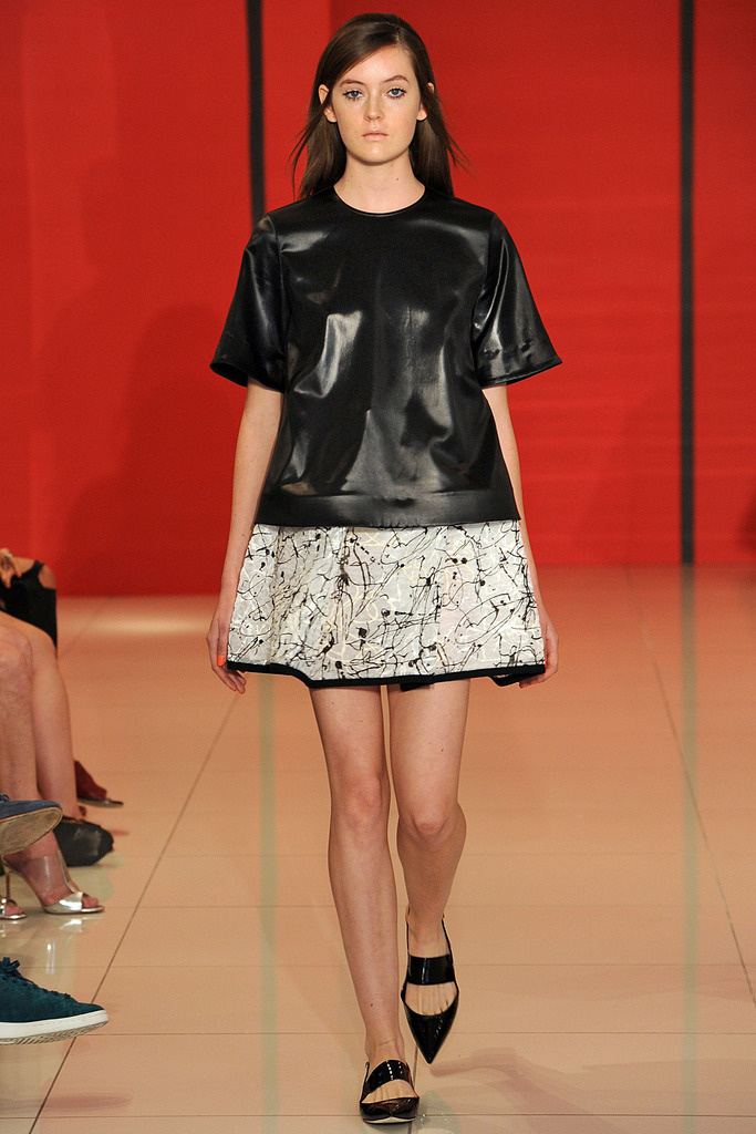 Lisa Perry Spring/Summer 2015 Ready To Wear - New York Fashion Week