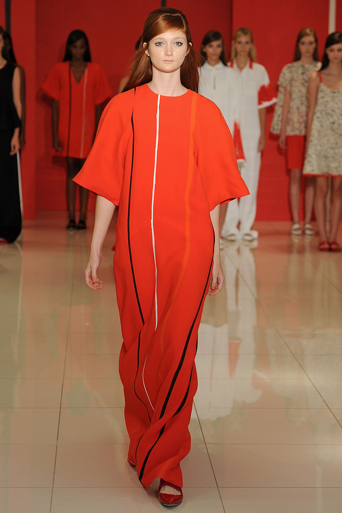 Lisa Perry Spring/Summer 2015 Ready To Wear - New York Fashion Week (Photo: MariaValentino)