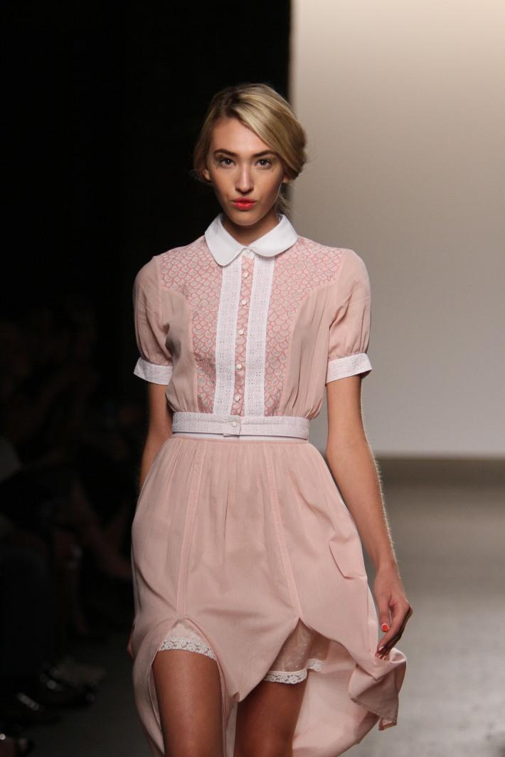Katty Xiomara Spring/Summer 2015 Collection at Nolcha Fashion Week