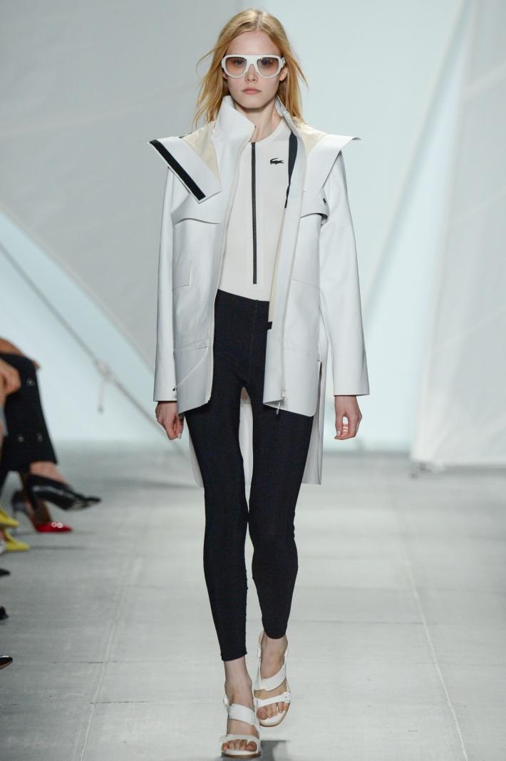 Lacoste Spring/Summer 2015 – Mercedes-Benz Fashion Week (Photo by Yannis Vlamos)