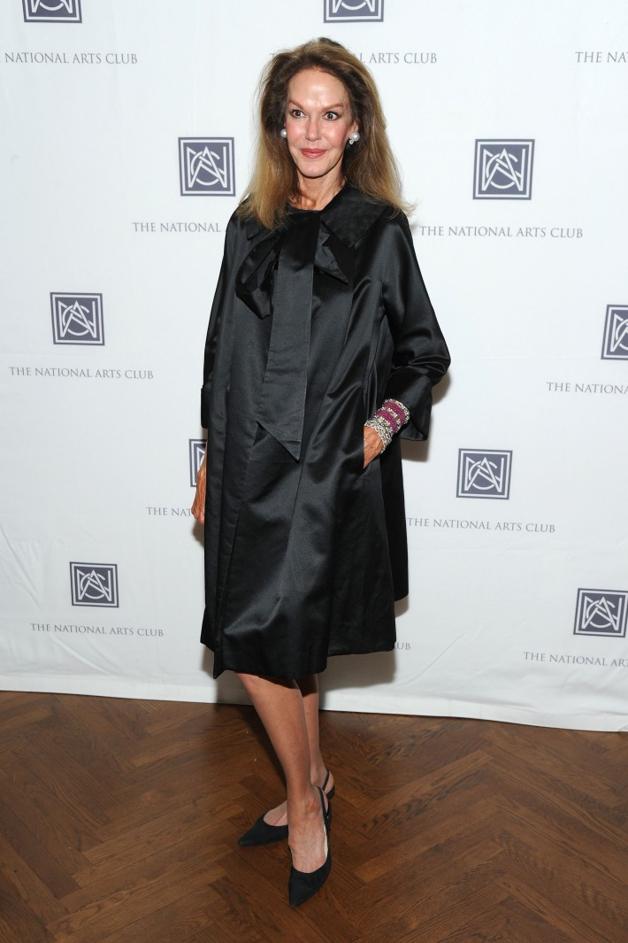 CeCe Cord attends The National Arts Club Presents 'Charles James: Beneath The Dress (Photo by OwenHoffmann)