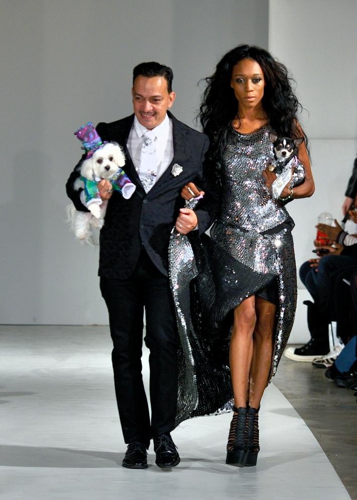 Anthony Rubio Spring/Summer 2015 – Fashion Week Brooklyn (Photo by Norman Ding)
