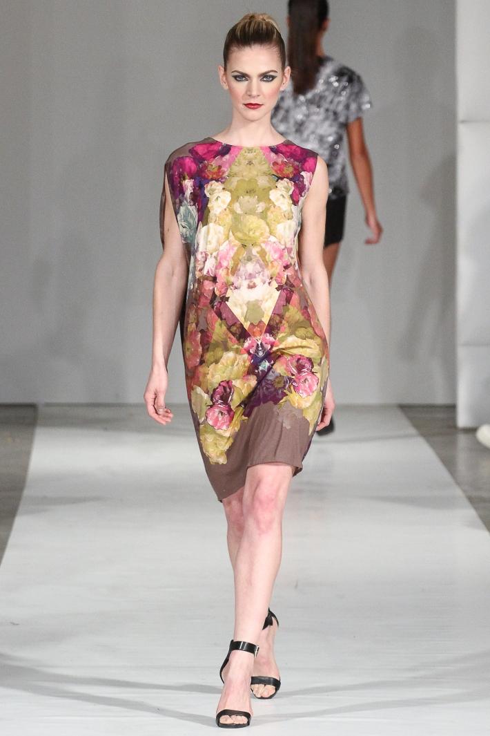 Claire Consigny Fashion Week Brooklyn Spring/Summer 2015