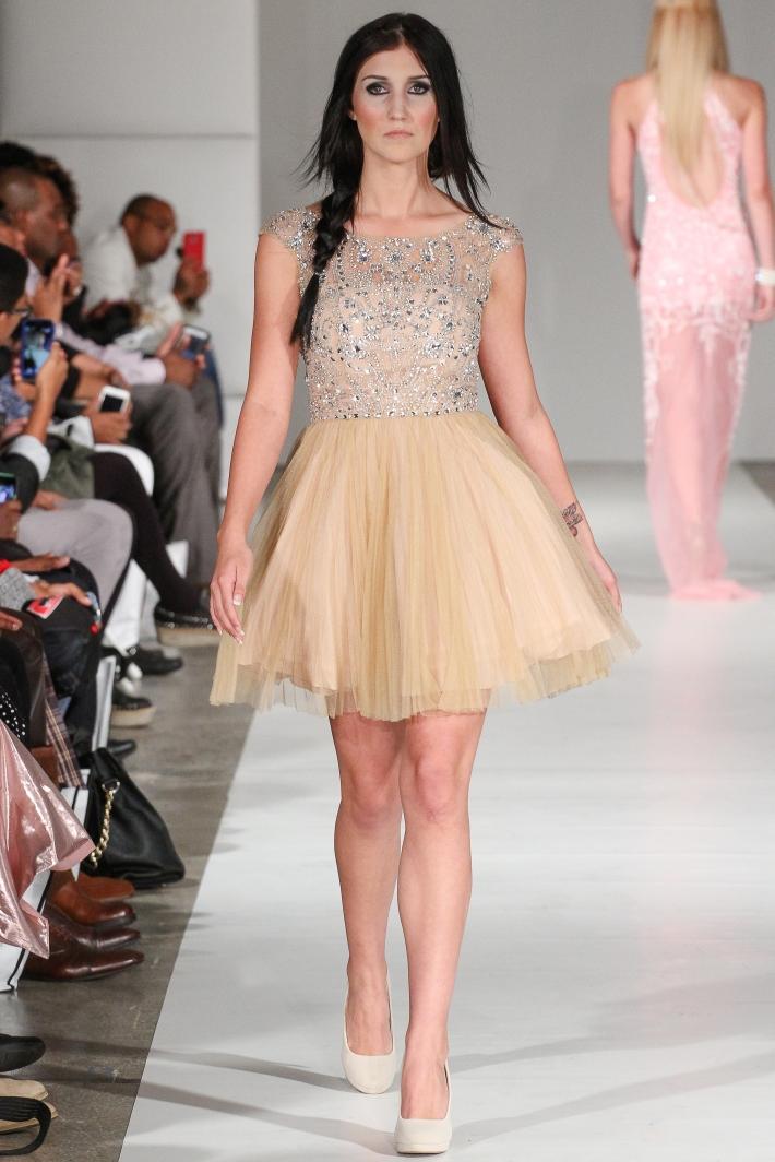 Isabela Milan Fashion Week Brooklyn Spring/Summer 2015