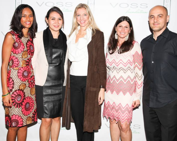 Voss Foundation's Fifth Annual Women Helping Women New York Luncheon