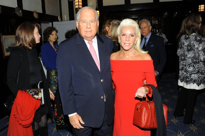 """Lee Black, CeCe Black attend Book Launch for HRH Princess Michael of Kent's """"Queen of Four Kingdoms"""" (Photo by PaulBruinooge)"""