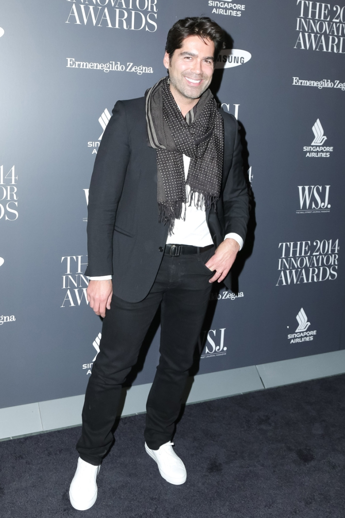 Bian Atwood attends WSJ. Magazine's 'Innovator Of The Year' Awards at Museum of Modern Art