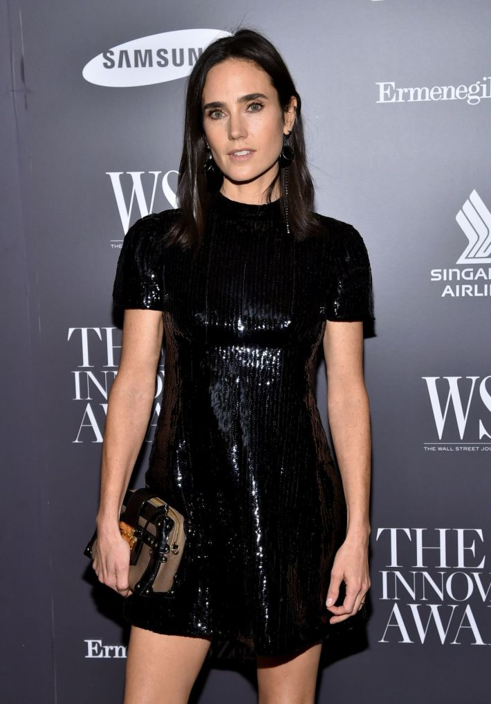 Jennifer Connelly attends WSJ. Magazine's 'Innovator Of The Year' Awards at Museum of Modern Art