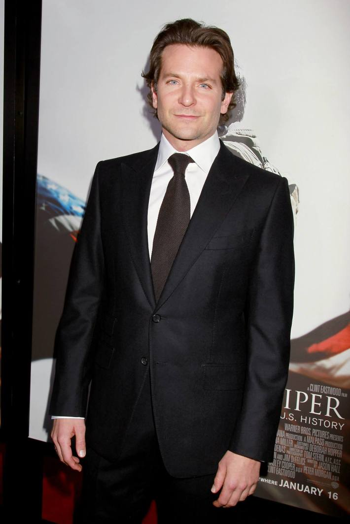 Bradley Cooper attends 'American Sniper' New York Premiere at Frederick P. Rose Hall, Jazz at Lincoln Center