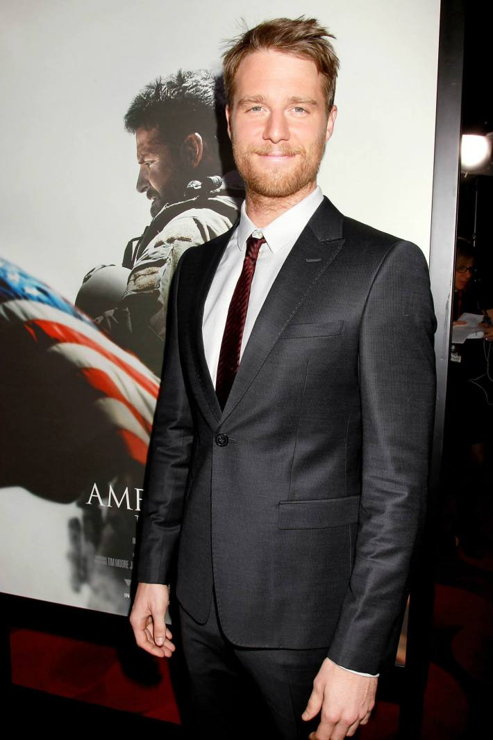 Jake McDorman attends 'American Sniper' New York Premiere at Frederick P. Rose Hall, Jazz at Lincoln Center