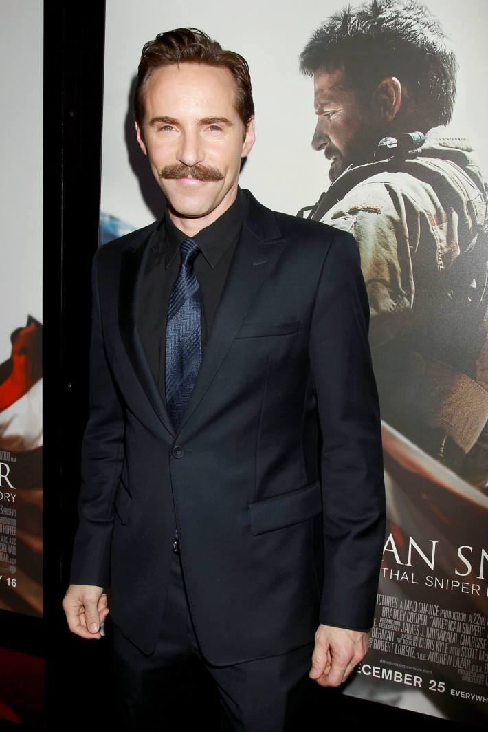 Alessandro Nivola attends 'American Sniper' New York Premiere at Frederick P. Rose Hall, Jazz at Lincoln Center