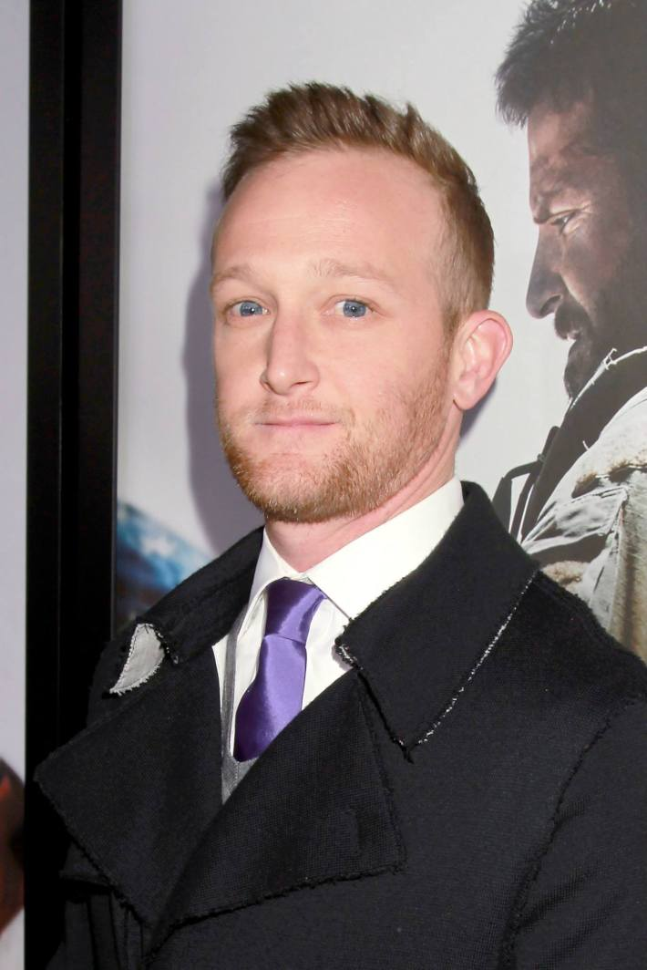 Eric Ladin attends 'American Sniper' New York Premiere at Frederick P. Rose Hall, Jazz at Lincoln Center