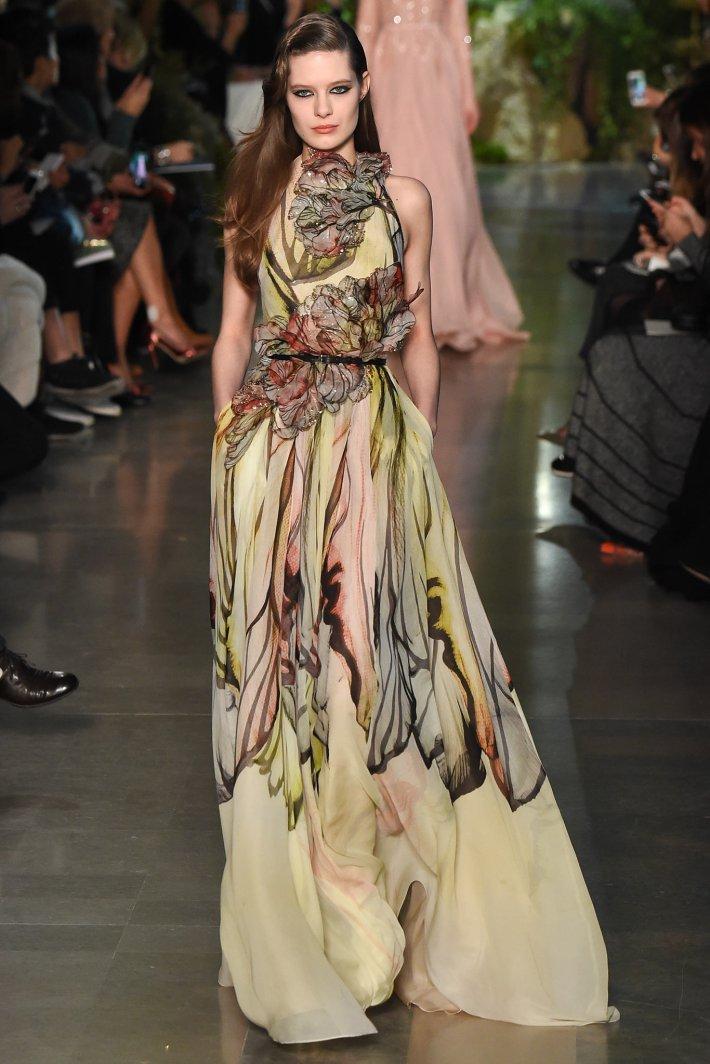 Elie Saab - Haute Couture Spring/Summer 2015 (PhotoByKimWestonArnold)