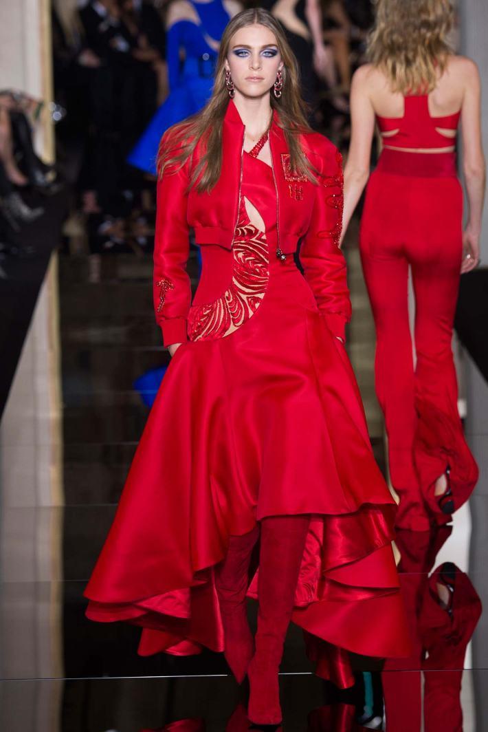 Atelier Versace - Haute Couture Spring/Summer 2015 (PhotoByKimWestonArnold)
