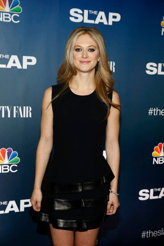 Actress Marin Ireland attends 'The Slap' premiere party