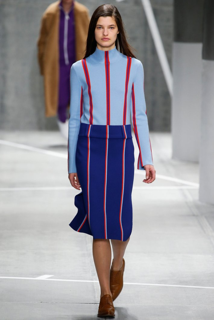 Lacoste Fall 2015 – Mercedes-Benz Fashion Week (Photo by YanniVlamos)