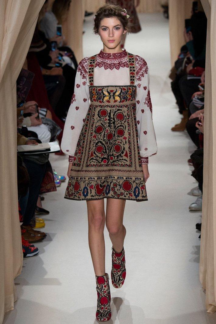 Valentino - Haute Couture Spring/Summer 2015 (PhotoByYannisVlamos)