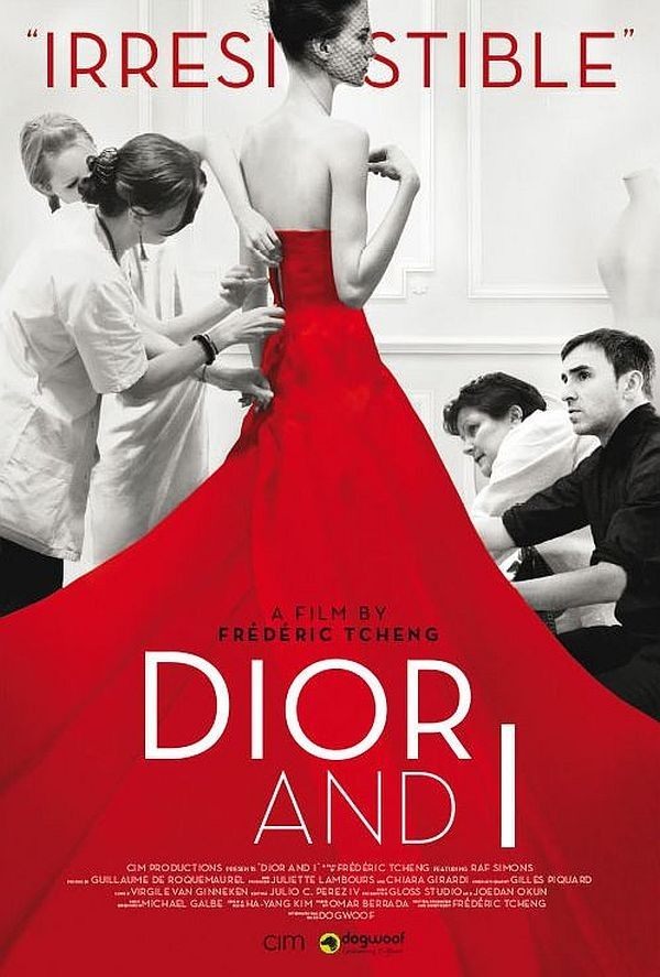 Dior And I - The Film Poster