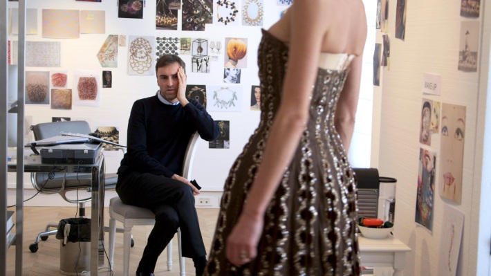 Dior and I - a film by Frédéric Tcheng In Theaters April 10, 2015