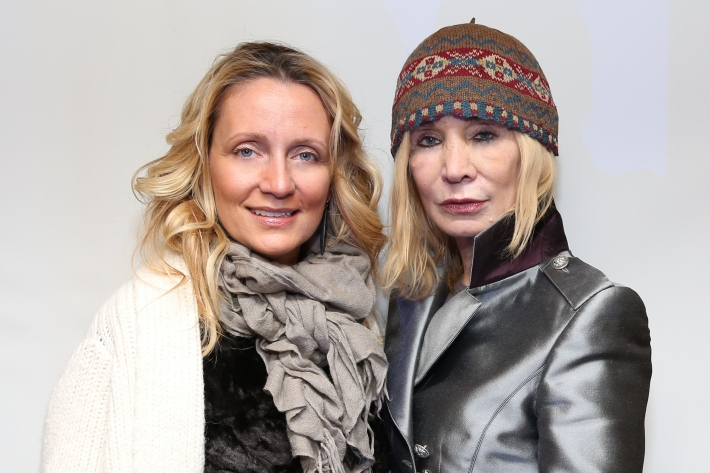 Sofia Crokos, Maggie Norris attend JEAN PATOU Celebrates a Century of Style at Bergdorf Goodman with the Museum of the City of New York (Photo by J.Grassi)