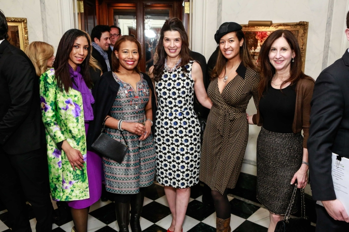 Dawne Marie Grannum, Sophia Bishop, Kathleen Giordano, Allison Ecung, Penny Grant