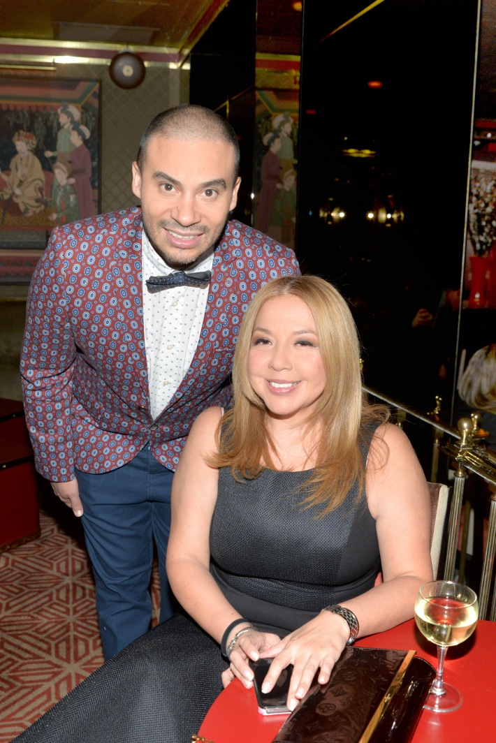 """Victor de Sousa, Adele Nino attend NYC Mission Society """"Champions for Children"""" Gala (Photo by Annie Watt)"""