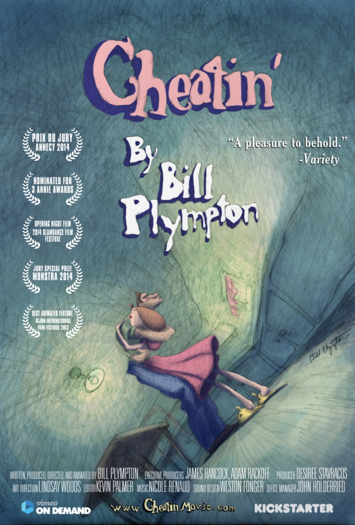 Bill Plympton's CHEATIN'
