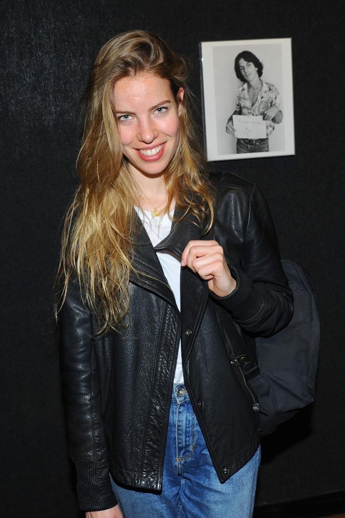 Chloe Lebru attend Halsband Portraits at The National Arts Club (Photo by PaulBruinooge)
