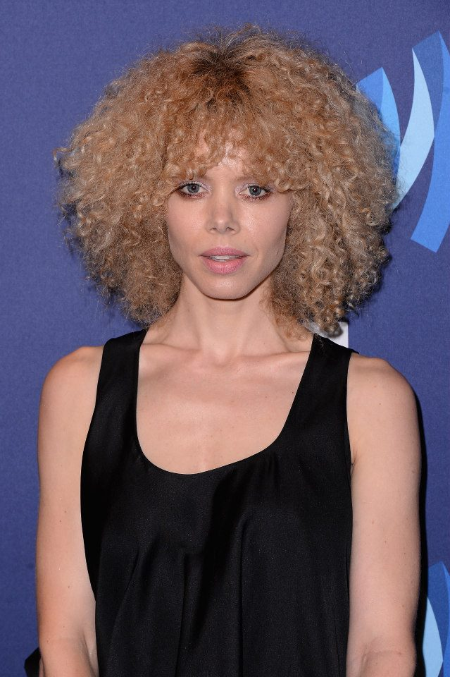 Musician Maya Vik attends the 26th Annual GLAAD Media Awards In New York