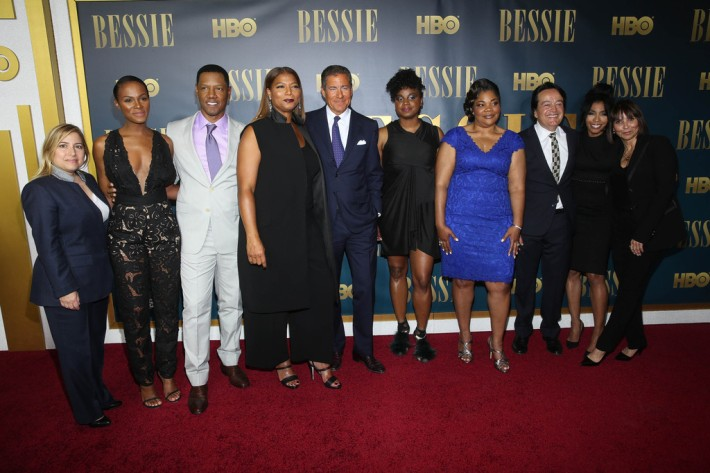 HBO's 'Bessie' Cast at the New York Screening at The Museum of Modern Ar