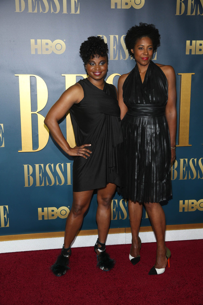 Director Dee Rees attends the 'Bessie' New York Screening at The Museum of Modern Art