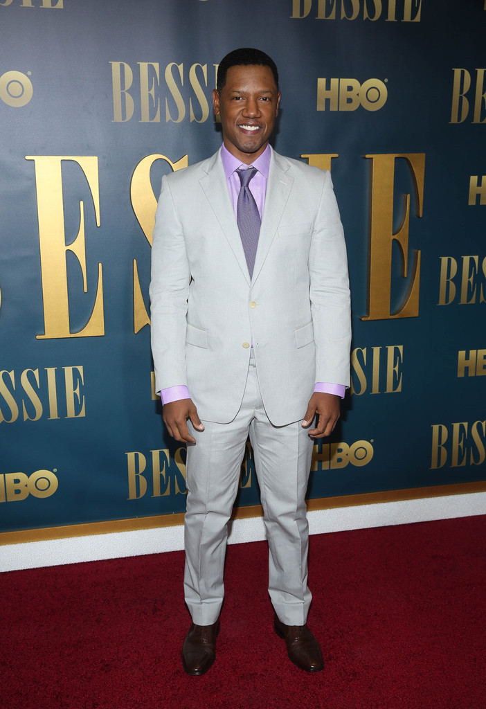 Tory Kittles attends the 'Bessie' New York screening at The Museum of Modern Art