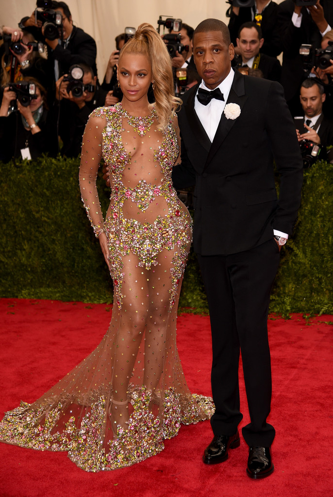 Beyonce, Jay-Z attend the 'China: Through The Looking Glass' Costume Institute Benefit Gala at Metropolitan Museum of Art