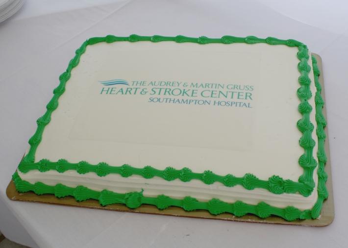 Southampton Hospital Celebrates Grand Opening of The Audrey & Martin Gruss Heart  & Stroke Center